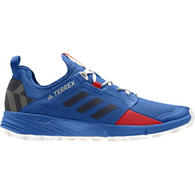 adidas TERREX Agravic Speed+ Buty do biegania Mężczyźni niebieski